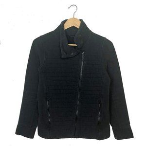 Lululemon Fleece Be True Jacket Black 4